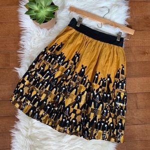 Anthro | Edme &Esyllte | Matriarch African Skirt 2